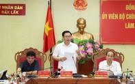 """Phó Thủ tướng: Đắk Lắk là địa bàn """"chiến lược của chiến lược"""", phải trở thành thủ phủ của Tây Nguyên"""