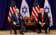 Màn trợ giúp bất ngờ của Tổng thống Trump dành cho Thủ tướng Israel ngay trước thềm bầu cử