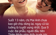 Nhà báo Trần Mai Anh: Những câu chuyện cổ tích bắt đầu từ sự rung cảm của trái tim người mẹ