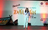 Trại hè Obninsk – sân chơi bổ ích cho sinh viên Việt Nam tại Nga