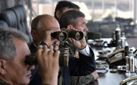 """""""Động binh"""" quy mô lớn với Trung Quốc, Nga tung tín hiệu gì tới phương Tây?"""