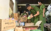 Phát hiện kho chứa nhiều loại dược liệu và thuốc tân dược, thực phẩm chức năng đã hết hạn giữa trung tâm thành phố