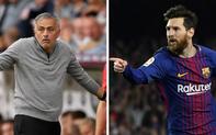 """Cựu HLV Man United Jose Mourinho hé lộ """"tác dụng"""" không ngờ của Lionel Messi"""