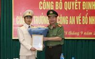Bộ trưởng Bộ Công an bổ nhiệm Phó giám đốc Công an tỉnh Hà Nam