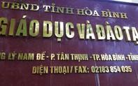 Vụ gian lận điểm thi Hòa Bình: Vợ bị can Đỗ Mạnh Tuấn bị đề nghị xử lý kỷ luật