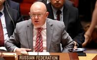 """""""Chung tay"""" đảo ngược nghị quyết HĐBA về Syria, Nga và Trung gặp thế khó"""