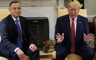 Đòn phòng thủ sát sườn: Mỹ đột phá quân sự với láng giềng Nga?