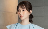 Hoa hậu Đặng Thu Thảo gây bất ngờ với vóc dáng mẹ bỉm sữa
