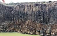 """Khu vực """"Gành Đá Đĩa trên cạn"""" mới phát hiện tại Phú Yên được đề xuất bảo vệ, dừng khai thác đá"""