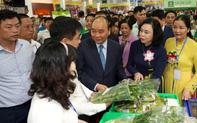Hình ảnh Thủ tướng dự Hội nghị tổng kết 10 năm xây dựng nông thôn mới tại Hà Nội