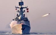 """""""Bóc tách"""" thông điệp kín từ tập trận trung Nga, Iran và Trung Quốc"""
