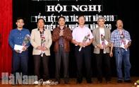 Hội Văn học Nghệ thuật Hà Nam triển khai công tác năm 2020
