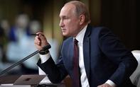 Nga định vị sức mạnh trên sân khấu toàn cầu
