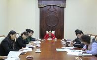 Họp Tổ Soạn thảo 3 Thông tư hướng dẫn thi hành các quy định của Luật Thư viện