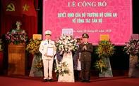 Bộ Công an bổ nhiệm nhân sự Giám đốc Công an Lai Châu