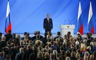 Tổng thống Putin gặp gỡ loạt gương mặt mới trong nội các Nga