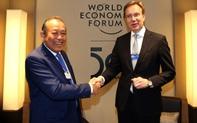 Sôi nổi các hoạt động của Phó Thủ tướng thường trực Trương Hòa Binh tại WEF Davos