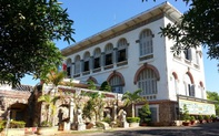 Lạc vào không gian hơn 100 năm trước của các vị vua Nguyễn ở Bạch Dinh