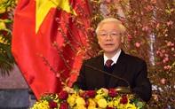 Tổng Bí thư, Chủ tịch nước: Tin tưởng rằng, năm Canh Tý - 2020 nước ta sẽ đạt được nhiều thành tựu to lớn hơn nữa