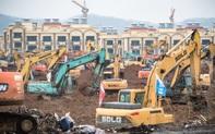 """Thương vong do virus corona tiếp tục tăng, Trung Quốc xây """"siêu"""" bệnh viện dã chiến trong 6 ngày"""