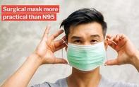 Cẩm nang phòng tránh virus corona: 5 bước rửa tay đúng cách, chọn khẩu trang y tế hay N95?