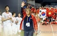 Bóng đá Việt Nam năm 2020: VFF bước tới, thầy Park vững chiêu