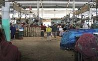 Chợ đầu mối lớn nhất Đà Nẵng đìu hiu trưa 30 Tết