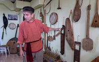 Độc đáo Bảo tàng các nhạc cụ thất truyền của Nga