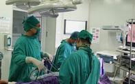 Sáng mùng 1 tết: Các bác sĩ cứu sống thành công sản phụ chửa ngoài tử cung
