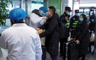 Lãnh đạo Trung Quốc đưa ra cam kết mạnh trong cuộc chiến chống virus Vũ Hán