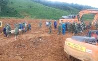 Vụ sạt lở đất nghiêm trọng ở Quảng Trị: Đã tìm thấy thi thể tất cả các nạn nhân bị vùi lấp