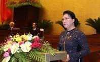 Quốc hội chia sẻ trước những đau thương, mất mát to lớn của đồng bào miền Trung
