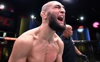 Hiện tượng Khamzat Chimaev gây choáng với lời đề nghị khó tin cho UFC: Tôi muốn thượng đài 3 trận trong cùng một ngày