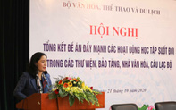 Thứ trưởng Trịnh Thị Thủy: Cần đẩy mạnh tuyên truyền để lan tỏa sâu rộng hơn nữa tinh thần học tập suốt đời