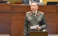 """Đại tướng Tô Lâm: """"Bỏ sổ hộ khẩu là niềm mong ước của người dân"""""""