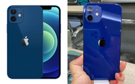 """iPhone 12 màu xanh dương của Apple dính lời nguyền """"ảnh trên mạng và thực tế"""", dân mạng thất vọng ê chề, ném đá tới tấp"""