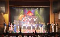 """Đoàn Thanh niên Bộ VHTTDL tham gia """"Liên hoan các nhóm tuyên truyền ca khúc cách mạng năm 2020 do Đoàn Khối các Cơ quan Trung ương tổ chức"""""""