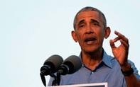 """Ông Obama """"trở lại đường đua"""""""