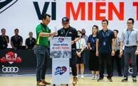 Cộng đồng bóng rổ Việt Nam đồng lòng hướng về miền Trung thông qua quỹ VBA Cares