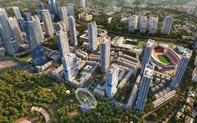 Chờ đón bản giao hưởng quy hoạch - kiến trúc nơi khu phố Đông The Manor Central Park