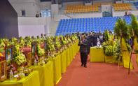 Xúc động lễ tang 22 cán bộ, chiến sĩ Đoàn Kinh tế - Quốc phòng 337 hy sinh khi giúp dân khắc phục hậu quả mưa lũ