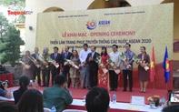 Khám phá vẻ đẹp đa sắc màu trong trang phục truyền thống các nước ASEAN