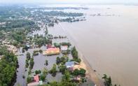 Báo Điện tử Tổ Quốc kêu gọi hỗ trợ các tỉnh miền Trung