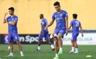 """Tiền đạo Tiến Linh: """"Tôi không ngại đối đầu với trung vệ của Hà Nội FC"""""""