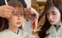 """Tinh ý lắm mới nhận ra gái Hàn để tóc mái kiểu nào cũng tính toán kỹ về độ dài, học theo thì chẳng bao giờ """"fail"""""""
