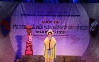Khai mạc Cuộc thi Tài năng trẻ Diễn viên Tuồng và Dân ca kịch toàn quốc - 2020