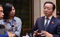 """Bộ trưởng Trần Hồng Hà: """"Không khuyến khích phát triển bằng mọi giá thủy điện nhỏ"""""""