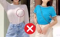 """4 kiểu áo phông cực kỳ """"kém sang"""" mà bạn đừng dại rinh về cho chật nhà"""