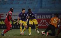"""""""Đè bẹp"""" Bình Dương, Hà Nội FC vươn lên ngôi đầu bảng"""