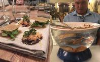 """Loạt đồ ăn khi """"lên mâm"""" của các nhà hàng siêu trí tuệ khiến dân mạng cười ngất vì độ vô lý có """"1-0-2"""""""